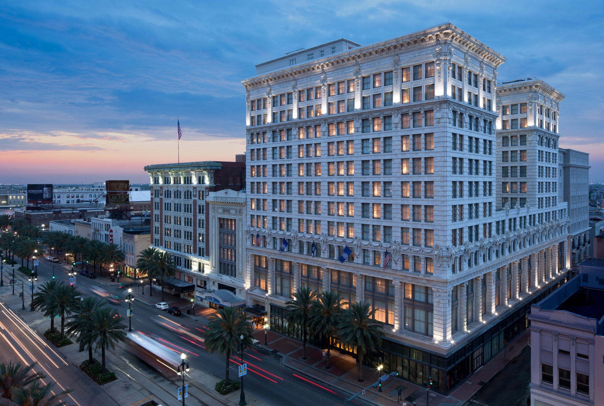 Moonlight Magic at The Ritz-Carlton, New Orleans